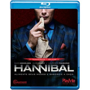 Blu-Ray - Hannibal - 1ª Temporada - Vol. 1 (2 Discos)