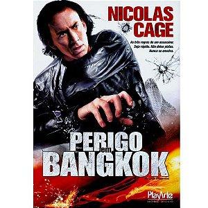 DVD - Perigo em Bangkok - Nicolas Cage