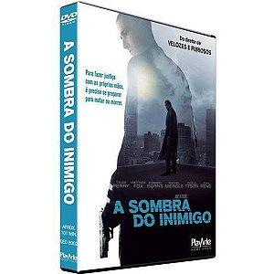 DVD - A Sombra Do Inimigo