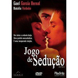 DVD - Jogo de Sedução - Gael García Bernal