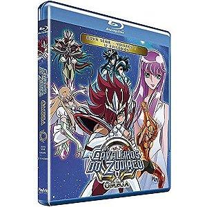 Blu-Ray - Cavaleiros do Zodíaco: Ômega - Vol 1
