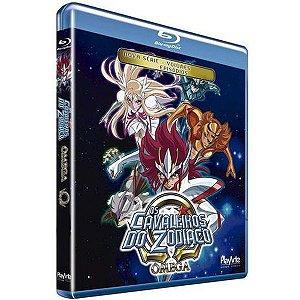 Blu-ray - Os Cavaleiros Do Zodíaco - Ômega Vol.2