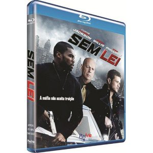 Blu-Ray - Sem Lei - Set Up - 	Bruce Willis