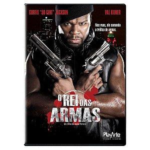 DVD - O Rei das Armas