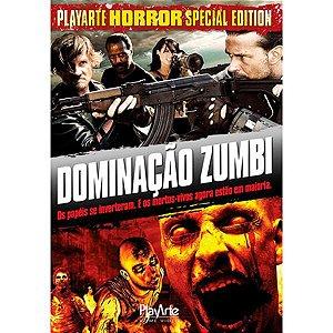 DVD - Dominação Zumbi