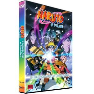 DVD - Naruto - O Filme