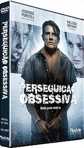 Dvd - Perseguição Obsessiva