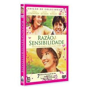 DVD Razão e Sensibilidade