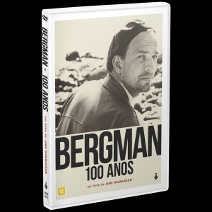 DVD - BERGMAN 100 ANOS - Imovision
