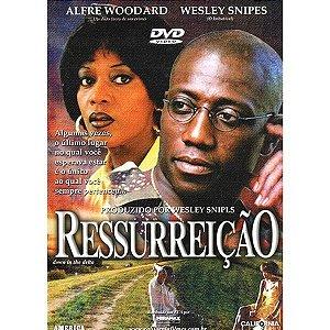DVD - Ressurreição  - WESLEY SNIPES
