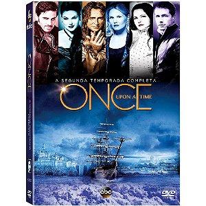 DVD Once Upon A Time  5 Discos Temporada 2