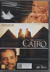 Dvd  Meus Dias no Cairo  Patricia Clarkson