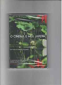 DVD O CINEMA É MEU JARDIM SERGIO REZENDE