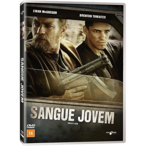 DVD - SANGUE JOVEM - EWAN MCGREGOR