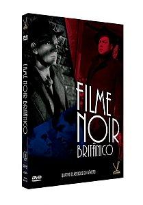 DVD Filme Noir Britânico ( 2 Discos )