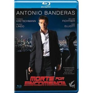 Blu-Ray - Morte por Encomenda - Antonio Banderas