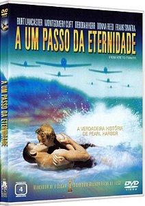 DVD - A Um Passo Da Eternidade
