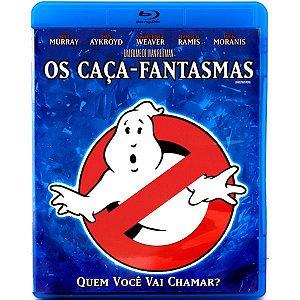 Blu-Ray - Os Caça - Fantasmas