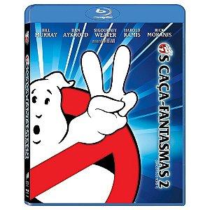 Blu-ray - Os Caça-Fantasmas 2