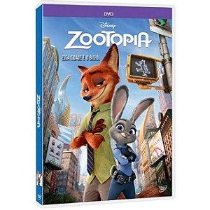 DVD Zootopia - Disney