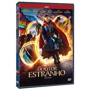 DVD - Doutor Estranho