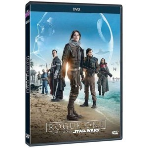 DVD - Rogue One - Uma História Star Wars