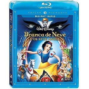Blu-Ray duplo - Branca de Neve e os Sete Anões: Ed. Diamante