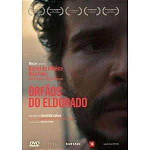 Dvd Órfãos Do Eldorado - Bretz filmes
