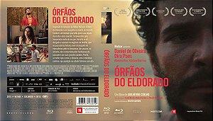 Blu-Ray Órfãos do Eldorado - Bretz filmes
