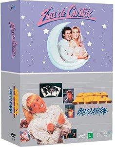 DVD Box Xuxa Lua de Cristal + Super Xuxa contra Baixo Astral