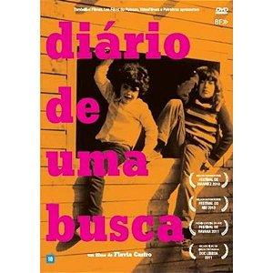 DVD Diario de uma Busca - Bretz filmes