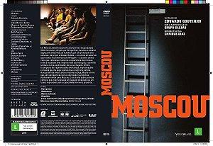 DVD - Moscou - Eduardo Coutinho - Bretz filmes