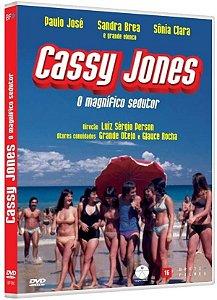 DVD - Cassy Jones O Magnífico Sedutor - Bretz filmes