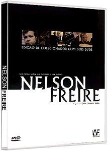DVD Duplo - Nelson Freire - Bretz filmes
