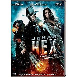 DVD - Jonah Hex - O Caçador de Recompensas
