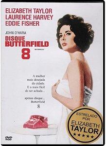 DVD - Disque Butterfield 8 - Elizabeth Taylor