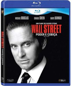 Blu-Ray - Wall Street: Poder e Cobiça - Michael Douglas