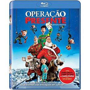 Blu-Ray - Operação Presente