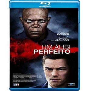 Blu-ray Um Álibi Perfeito - Samuel L. Jackson