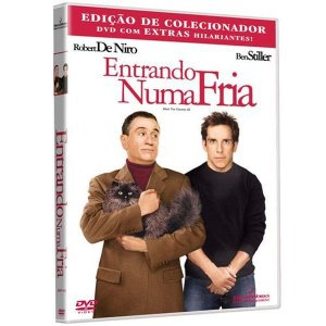 DVD Entrando Numa Fria - Robert De Niro - Ben Stiller