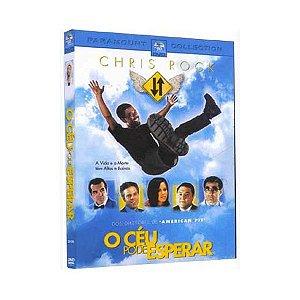 DVD O Céu Pode Esperar - Chris Rock