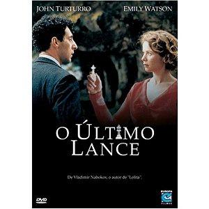 DVD O Último Lance - John Turturro