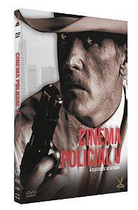 DVD Cinema Policial 5 ( 2 Discos )