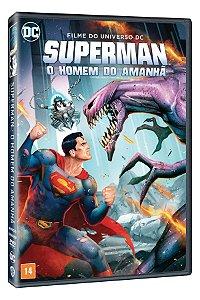 DVD - SUPERMAN: O HOMEM DO AMANHÃ