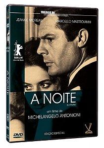 DVD A Noite - Michelangelo Antonioni