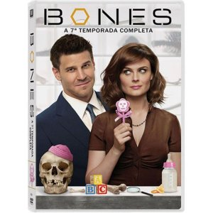 Box Bones 7ª Temporada (4 DVDs)