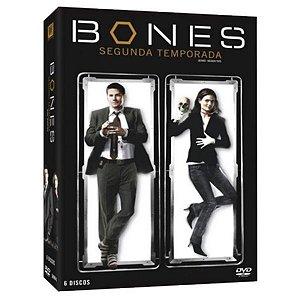 DVD - Bones: 2ª Temporada - 6 Discos