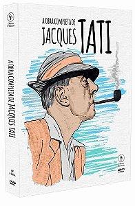 DVD A Obra Completa De Jacques Tati (6 DVDs)