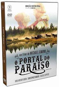 Dvd O Portal Do Paraíso (2 Dvds) - KRIS KRISTOFFERSON