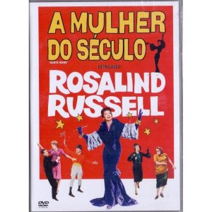 Dvd A Mulher do Século - Rosalind Russell - SNAPCASE